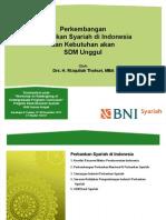 Perkembangan Perbankan Syariah Di Indonesia