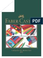 Catalogo Local Faber Castell 2013