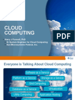 Federal Cloud Computing IT Quarterly Forum Q1 2009 - Cloud Computing Basics