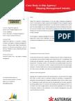 Ship Agency_case Study