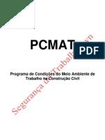 Pcmat Completo - Modelo