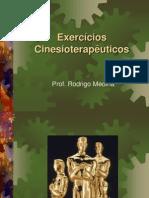 Exercícios Cinesioterapeuticos
