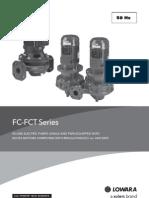 lowara fcfct series pump
