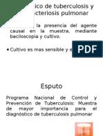 Diagnostico de Tuberculosis y Micobacteriosis Pulmonar
