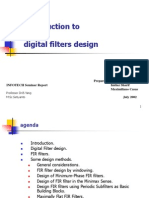 FIR Filter Design