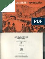 Montague Street 1976 plan
