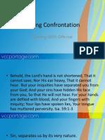 Loving Confrontation3.17.13