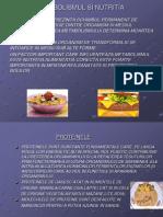 Metabolismul Si Nutritia