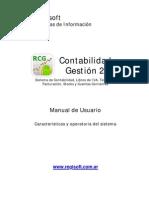 Manual de Usuario Regisoft Contabilidad y Gestión 2.3