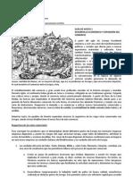 Guía apoyo. Desarrollo económico y expansión del comercio