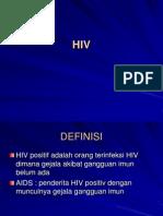 HIV [Dr. Ali Santoso Sp. PD]