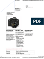 EOS 650D Kit II (EF S18-135 is STM) - Canon Indonesia - Personal