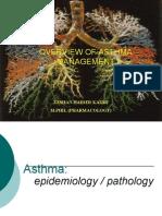Asthma by Zeshan Haider R# 16-2nd Semester