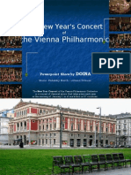 The New Year's Concert of the Vienna Phil