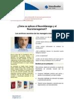 Neuromanagement y Neuroliderazgo 2011