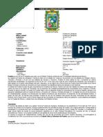 Monografia de Puebla