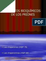 ASPECTOS BIOQUÍMICOS DE LOS PRIONES