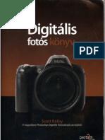 Digitális fotós könyv - Scott Kelby