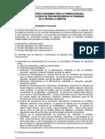 Estudio Hidrológico (Cotización) (1)