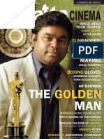 The Golden Man - A.R.Rahman