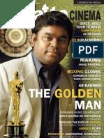 The Golden Man - A.R.Rahman