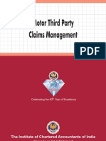 Motor Third Party Claims Management