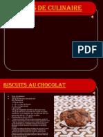 Recettes de Culinaire