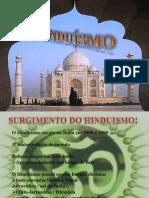 apresentação do hinduismo