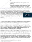 CAPÍTULO 13 - PRINCÍPIOS DE BIOENERGÉTICA