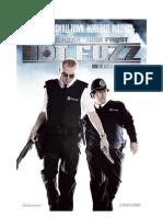 Hot Fuzz, Cinefilia a Quemarropa