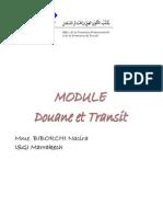 M20 Douane Et Transit 1TER-TSC