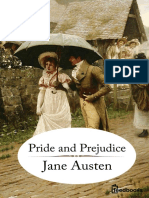 Jane Austen - Pride and Prejudice