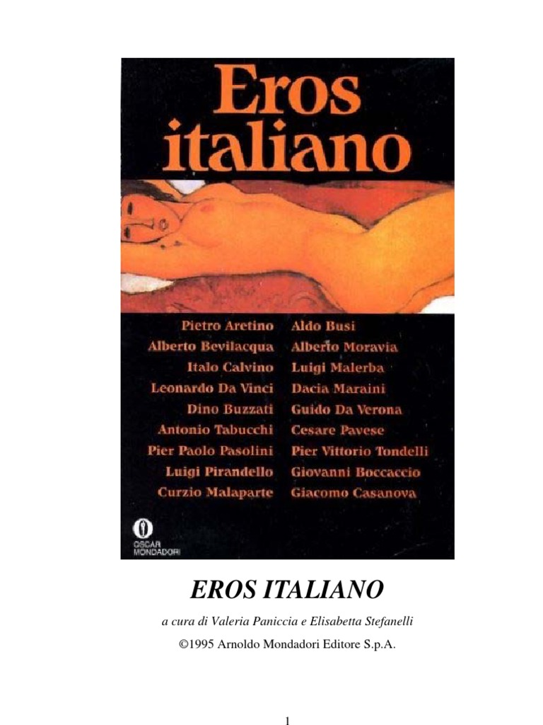 AA. VV. - Eros Italiano 1995 225dd03d200