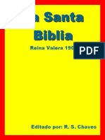 Spanish - La Santa Biblia Completa EPUB