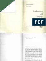 Jakobson, Roman - Fundamentos Del Lenguaje