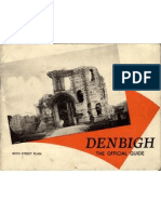 Denbigh the Official Guide 1931