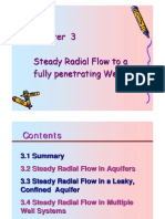 Chapter 3-Radial Flow Into Wellbore