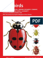 Ladybirds - Contents and Sample Chapter