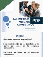 Las Empresas de Los Mercados Competitivos Expo