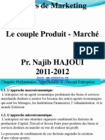 Cours de Marketing Complet