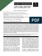 Cajanus Moringa Heliotropium Bidens-NPC