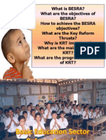 BESRA(Basic Education Sector Reform Agenda) by Reuben Justin M. Vitto