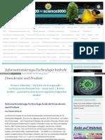 Strahlenfolter - Demokratie und Freiheit bedroht - Konflikte von geringer Intensität und moderne Technologien - wissenschaft3000 - 2012