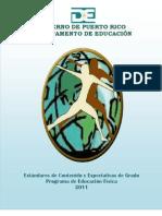 Estándares y Expectativas de EDFI 2011 (1)