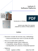 Software Platforms