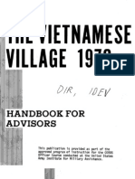 Vietnamese Village Handbook -For Advisors