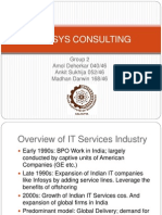 35914427 Infosys Consulting Case Analysis ICI
