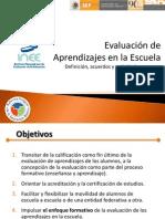 Evaluacic3b3n de Aprendizajes en La Escuela Fcms 21jun2011