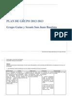 Plan de Grupo 2013 Oficial Con Formato Semi Valores