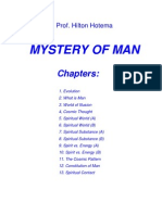 Mystery of Man.....Hotema